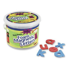 Pacon Magnetic Alphabet Letters -Foam - Lower Case - 1 -1/2