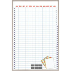 Full Year Calendar Board Kit