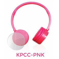 Hamilton Buhl Express Yourself Kidz Phonz Headphone - Pink