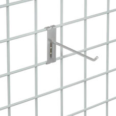 Chrome Peg Hook - 10