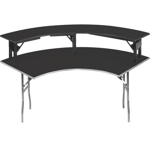 Our Standard Series Crescent Riser with Laminate Top - 15