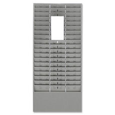 Mmf Industries Time Card 54 Pocket Message Racks