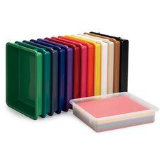 Impact Resistant Paper Trays-n-Lids