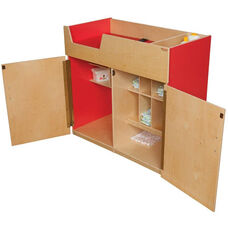 Deluxe Infant Care Center with 2