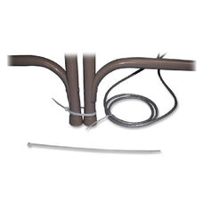 Tatco Tamper-Proof Cable Ties - Pack Of 500