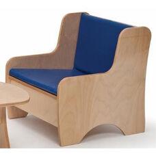 Birch Laminate Childrens Economy Easy Chair