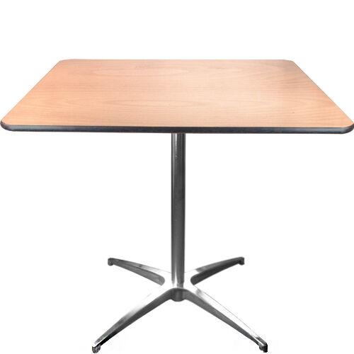Advantage 36-inch Square Cocktail Table