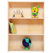 Baltic Birch Plywood Bookshelf with Tuff-Gloss UV Finish - 30