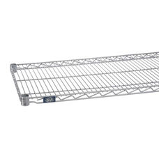 Silver Epoxy Standard Wire Shelf - 21