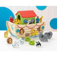 Kids Wooden Noah
