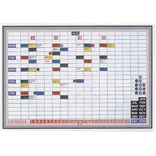 36''H x 48''W Magnetic Planning Kits