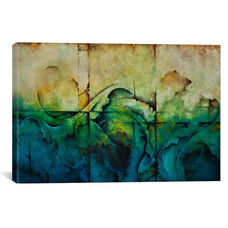 Paradise by CH Studios Gallery Wrapped Canvas Artwork