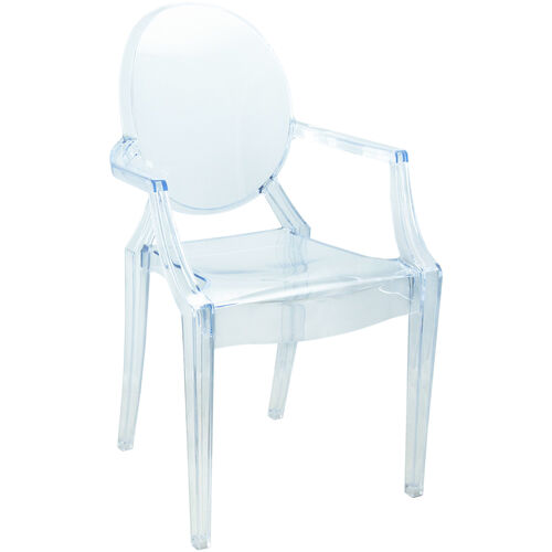 Advantage Ghost Chair With Arms