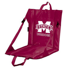 Mississippi State University Team Logo Bi-Fold Stadium Seat