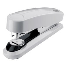 Novus B4C Flat Clinch Executive Stapler Compact - Gray