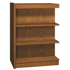 3-Shelf Double Sided Bookcase Adder