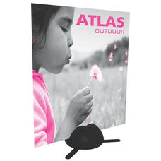 Atlas Free Standing Outdoor Sign Holder