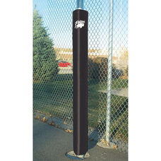 Black Wrap Around Basketball Pole Padding