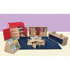 Wooden Infant and Toddler Room Package