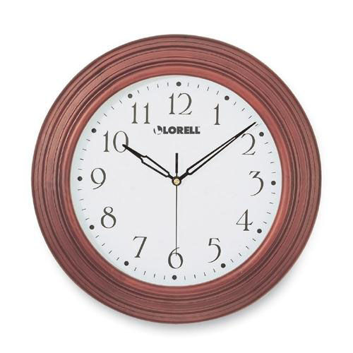 Our Lorell Wall Clock - 13 -1/4