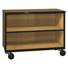 Denali 1000 Series Mobile Low Storage Cabinet w/ 1 Adjustable Shelf