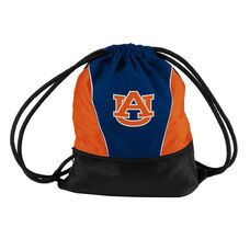Auburn University Team Logo Spring Drawstring Backsack