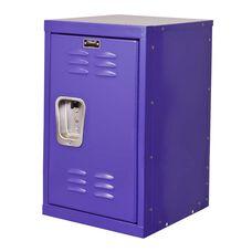 Pep Rally Purple Kids Mini Locker Unassembled - 15