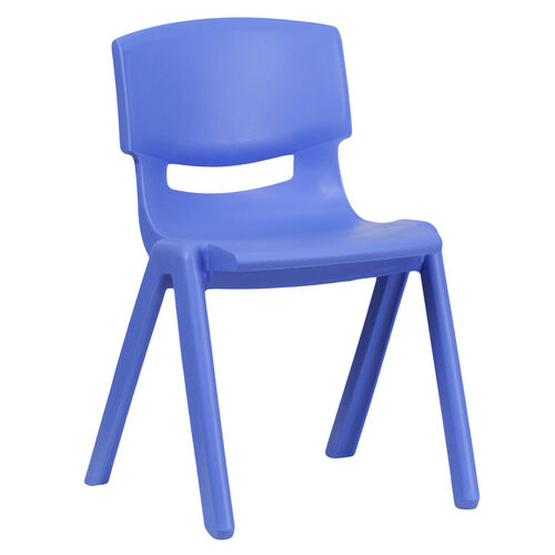 """Our Plastic Stackable School Chair with 13.25"""" Seat Height is on sale now."""