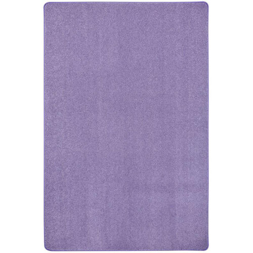 Our Kid Essentials Just Kidding Polyester Rug with Actionbac Backing - Very Violet - 48