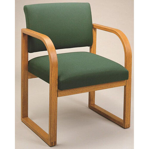 Our Contour Series Open Back Guest Chair with Sled Base is on sale now.