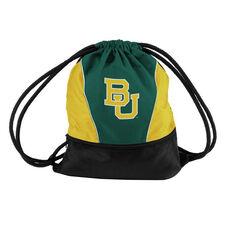 Baylor University Team Logo Spring Drawstring Backsack