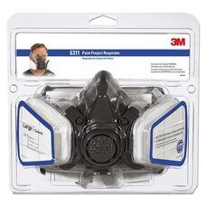 3M Half Facepiece Paint Spray/Pesticide Respirator - Large