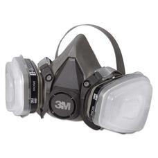 3M Half Facepiece Paint Spray/Pesticide Respirator - Small