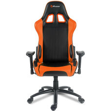 Verona Deluxe Gaming Chair - Orange