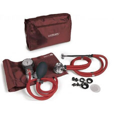 Professional Combo Kit with Oversized Carrying Case - Burgundy