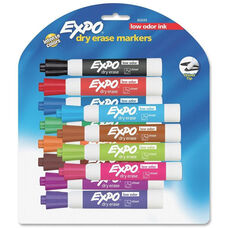 Sanford Brands Expo Dry Erase Chisel Point Marker - Box of 12