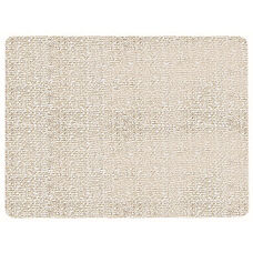 Frameless Burlap Weave Vinyl Display Panel with Radius Corners - Cloud - 18