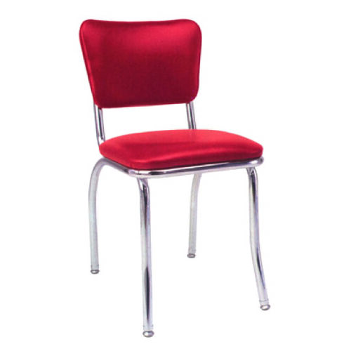 Our Chrome Side Chair with Upholstered Seat and Back - Grade 4 Vinyl is on sale now.