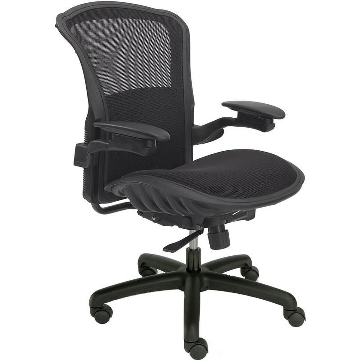 Our Magnum 24 7 Swivel Chair With 400 Lb Weight Capacity Is On