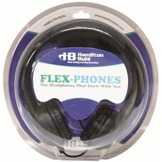 Foam Flex-Phones - Black