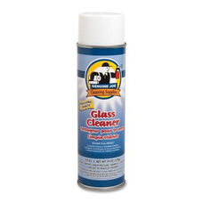 Genuine Joe Glass and Multi -Surface Cleaner - Aerosol Can - 19 oz.
