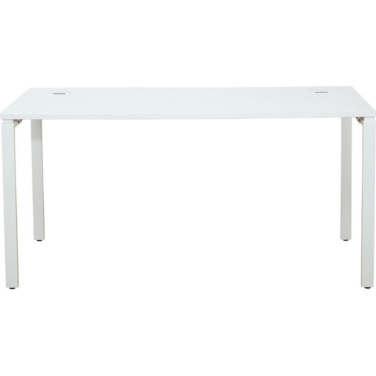 Our Pro Line Ii Prado 60 Writing Desk With Laminate Top White