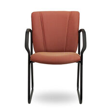 Monterey II 300 Series Arm Sled Base Guest Chair