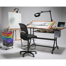 CraftMaster III Split-top Drafting, Drawing, and Art Table