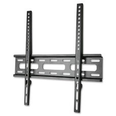 Lorell Medium Low Profile Mount - 66lb Capacity - Black