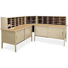 Mailroom 60 Adjustable Slot 68