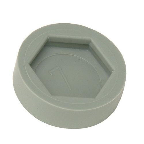 Our Plastic Floor Glides - Set of 4 - Gray is on sale now.