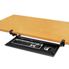 Fellowes® Designer Suites DeskReady Keyboard Drawer - 19-3/16w x 9-13/16d - Black Pearl