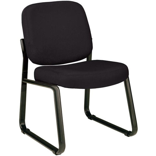Our Guest and Reception Chair - Black is on sale now.