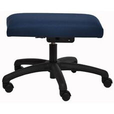 Health 300 Series Basic Swivel Adjustable Height Medical Leg Rest Specialty Stool